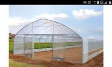 Trồng rau nhà kính, trồng rau trong nhà kính, bán khung nhà kính