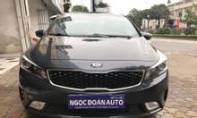 Kia Cerato 1.6 AT, sx 2016, màu xanh đen