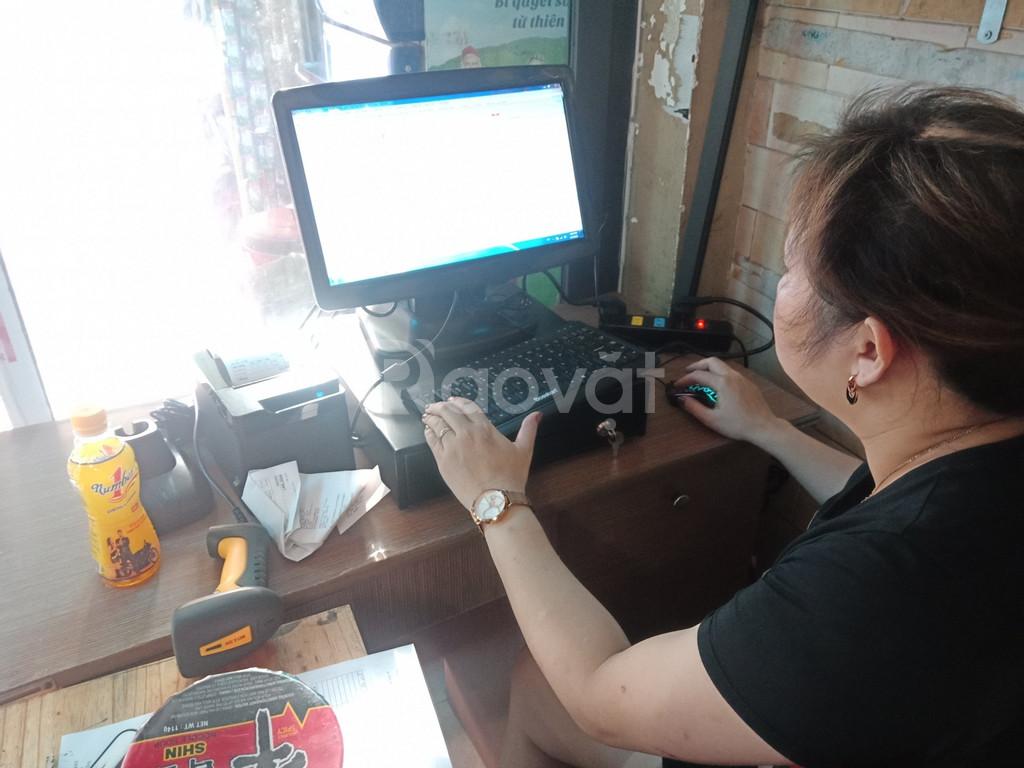 Máy tính tiền dành cho tạp hóa - quán cafe tại Đà Nẵng