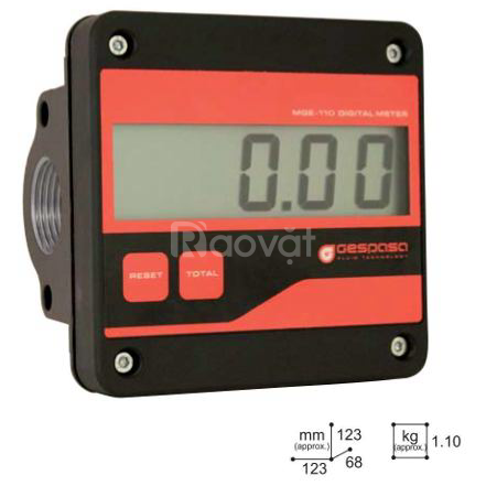 Đồng hồ đo dầu, đồng hồ đo lưu lượng dầu, đồng hồ đo lưu lượng dầu