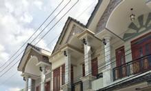Nhà phố cần bán đường bê tông trước nhà 8m chính chủ