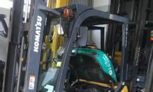 Xe nâng hàng Komatsu 1,5t chính hãng