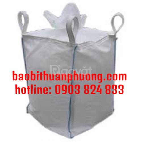 Bao jumbo 1 tấn đóng gạo