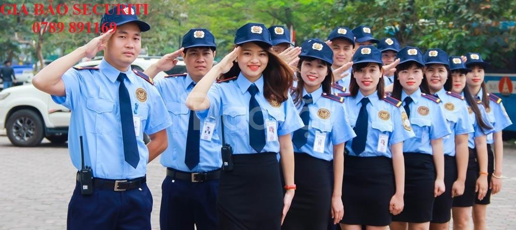 Dịch vụ bảo vệ Quy Nhơn bảo vệ chuyên nghiệp Bình Định
