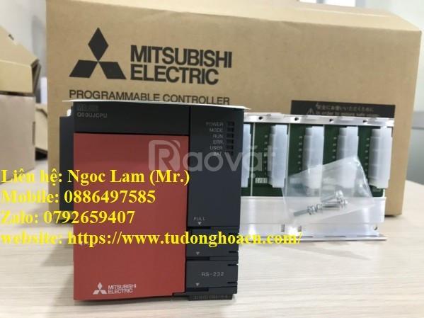 Mitsubishi Q00UJCPU giá tốt hiện nay - Cty TNHH Natatech