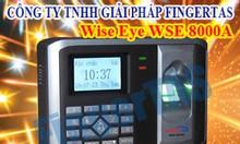 Máy chấm công kiểm soát cửa WSE 8000A lắp đặt toàn quốc