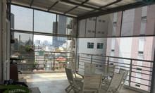 Đầu tư CHDV D2 phường 25, Bình Thạnh trệt lửng 5 tầng sân thượng 42PN