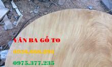 Bàn ăn tròn gỗ hương