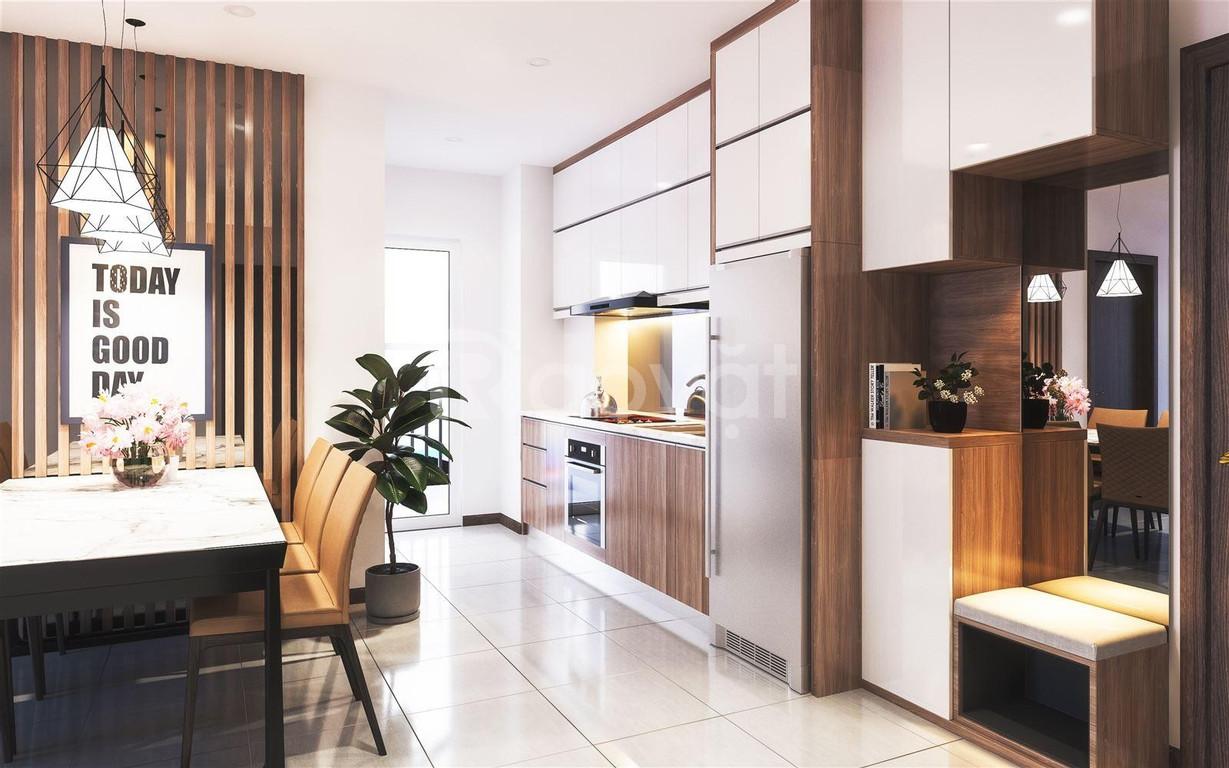 Cần bán căn hộ sổ đỏ chính chủ, 2PN/71m2, full nội thất, KĐT mới Nghĩa