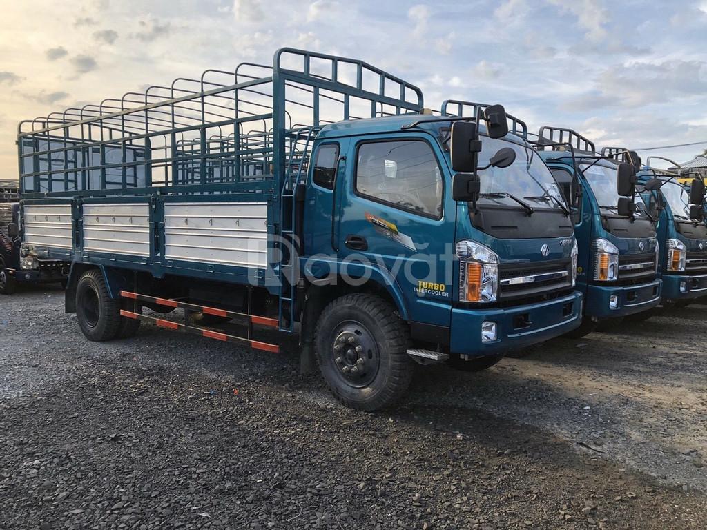 Xe tải chiến thắng 7 tấn-chiến thắng 7 tấn thùng bạt |Giá thanh ký