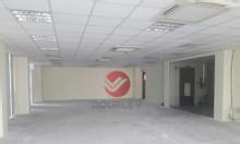 Cho thuê văn phòng 157m2 quận 4, sàn vuông vức, không vướng cột