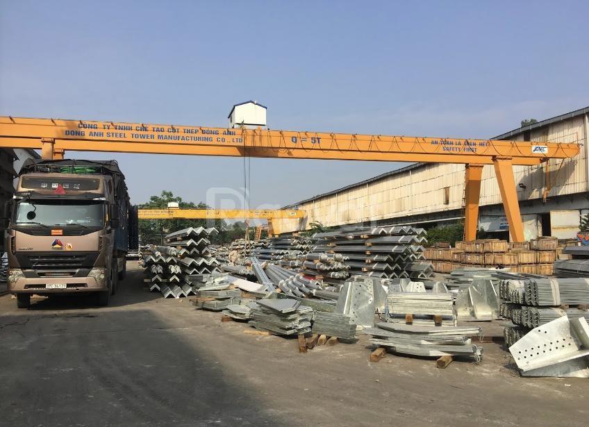 Cho thuê kho xưởng 500m2 - 5000m2 tại KCN Nguyên Khê, Đông Anh