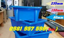 Thùng nhựa A4, hộp nhựa linh kiện, khay linh kiện