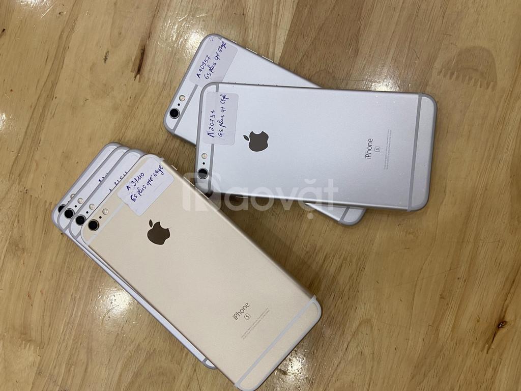 Iphone 6s plus quốc tế 64gb hàng zin, đẹp căng