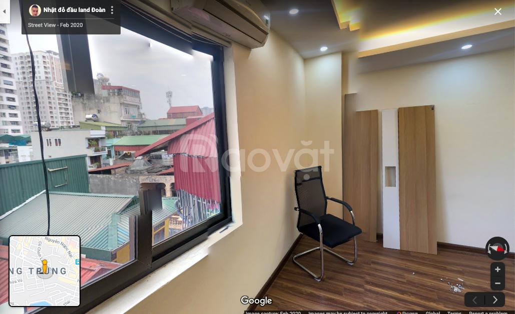 Cho thuê văn phòng giá rẻ trung tâm quận Thanh Xuân