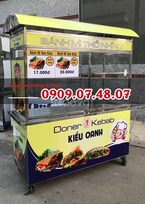 Xe bánh mì Thổ Nhĩ Kỳ 1M5 - KP002_XT