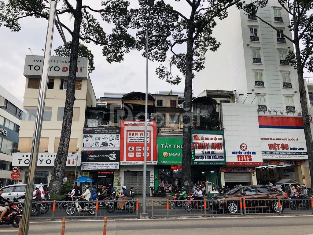 Bán nhà HXH Khu Vip cư xá Nguyễn Trung Trực, P12, Q10