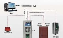 Hệ thống khóa cửa ra vào dùng vân tay cho văn phòng tại TP HCM