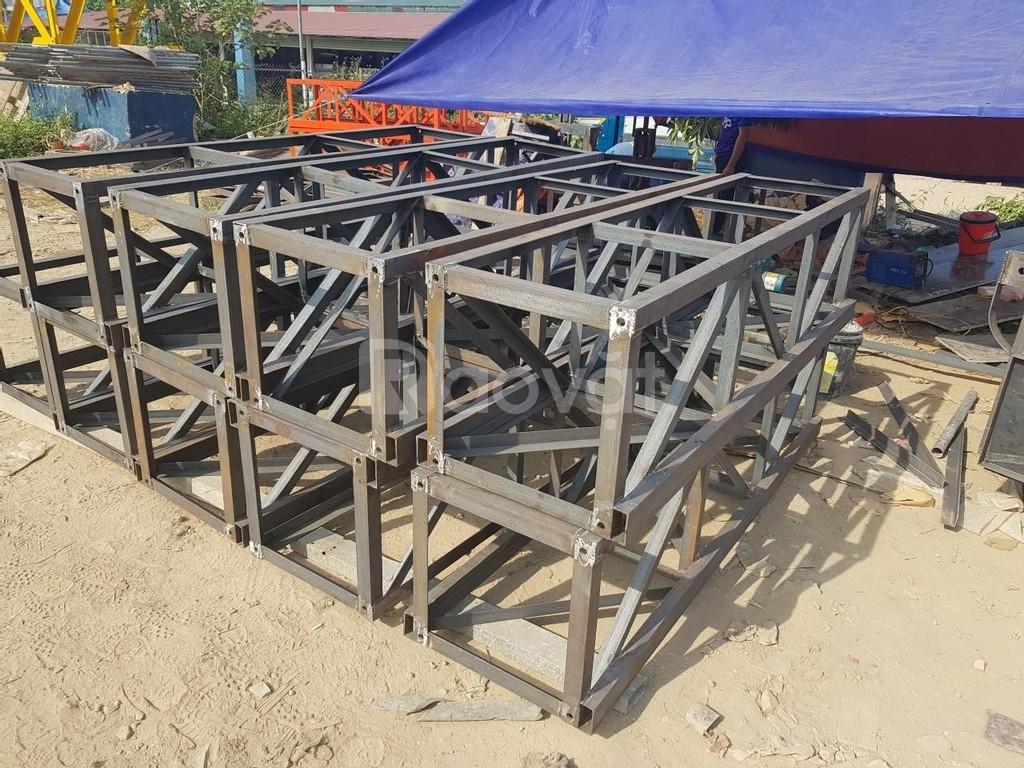 Cung cấp ,lắp đặt vận thăng nâng hàng tại Đà nẵng