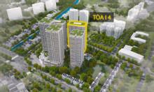Chính chủ bán căn hộ Iris Garden, Mỹ Đình, 3PN, view hồ bơi.
