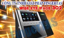 Máy chấm công khuôn mặt tích hợp vân tay IFACE302 lắp đặt tận nơi free