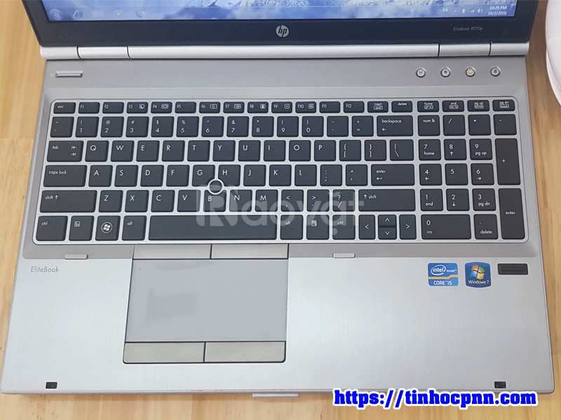 Laptop HP Elitebook 8570p chơi fifa 4 lol pubg mo