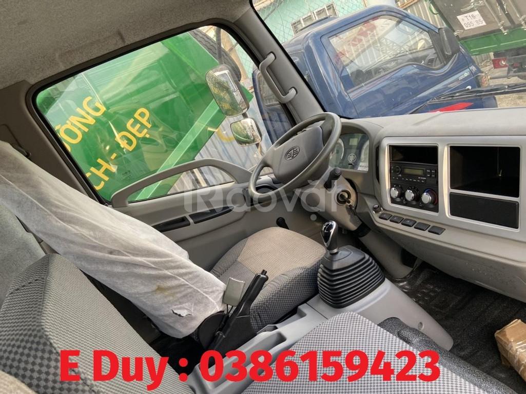 Xe tải 8 tấn_Faw 8 tấn động cơ cầu gầm Hyundai nhập khẩu 100%