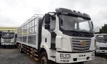 Xe 8 tấn faw thùng dài 9m7 - Xe chở bao bì giấy - chở pallet