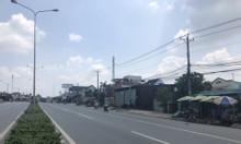 Đất đẹp 2 mặt tiền có xưởng tiện KD gần Miếu Ông Cù.