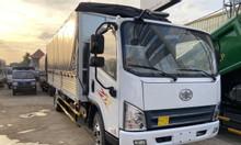 Xe tải faw 8 tấn , động cơ hyundai , ga cơ 2017