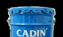 Đại lý cung cấp sơn chống rỉ Cadin A101 màu đỏ 17.5 lít giá rẻ