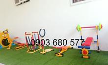 Cung cấp thiết bị tập gym mầm non giá rẻ, uy tín, chất lượng cao
