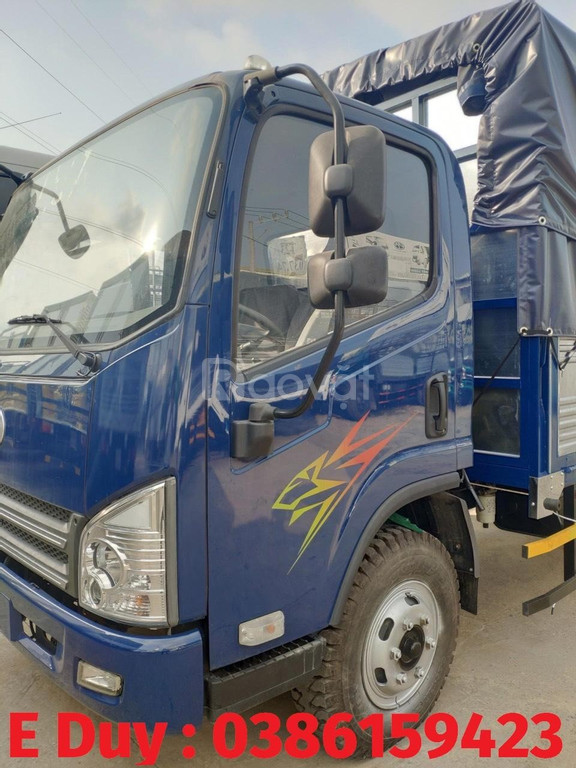 Xe tai faw 7 tấn china , động cơ Hyundai , thùng 6m2
