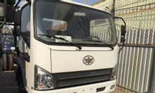 Xe faw 7.3 tấn ga cơ_thùng 6m2 , faw động cơ hyundai