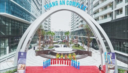 Gia đình cần bán căn hộ 98m2/3PN chung cư cao cấp Tràng An complex