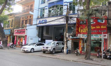 Cần bán tòa nhà 8 tầng 130m2 mặt phố Bà Triệu