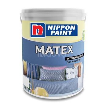 Bán sơn nước Nippon Odourless giá rẻ cho công trình ở TP.HCM