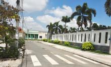 Bán lô góc 2 mặt tiền khu dân cư Phúc Giang, giá 850tr, sổ riêng