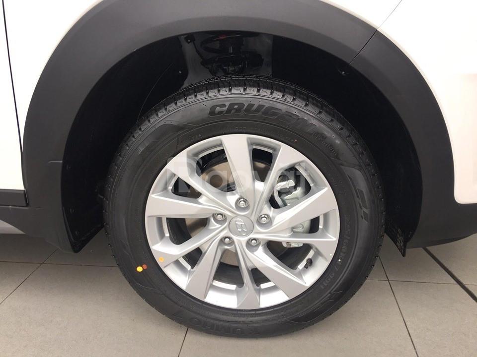 Hyundai tucson - bản tiêu chuẩn