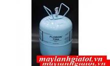 Điện máy Thành Đạt phân phối gas lạnh Floron R134 3,2kg