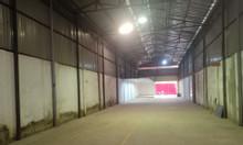 Nhà xưởng 480m2 MT Lê Văn Khương quận 12