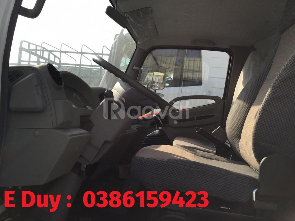 Xe tải faw thùng dài 6m , faw 7.3 tấn , faw 7 tấn giá rẻ