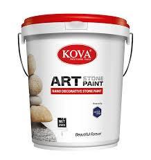 Đại lý sơn giả đá Kova chính hãng giá rẻ cho công trình
