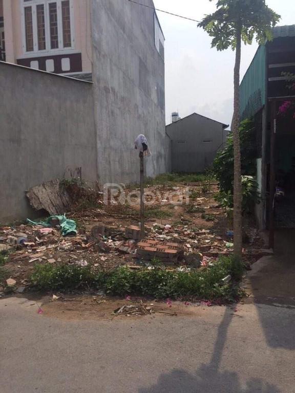 Bán đất Tân Phước Khánh sổ riêng giá rẻ tặng GPXD.