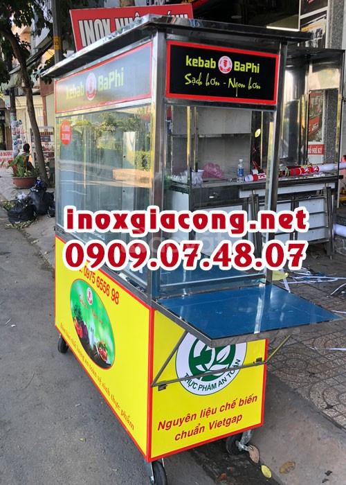 Xe kebab ba phi