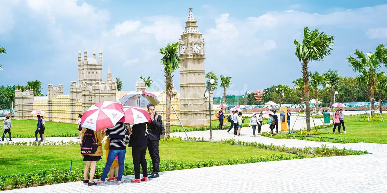 Đất nền đẹp Cát Tường Phú Hưng