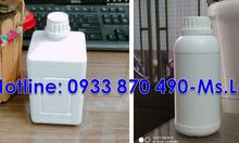 Mua chai 1 lít tròn nhựa HDPE,chai nhựa 500ml đựng thuốc thú y