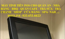 Bán máy tính tiền cho quán ăn, nhà hàng tại Vũng Tàu