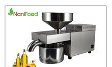 Máy ép dầu lạc kinh doanh chuẩn Thái Lan Nanifood NNF 807