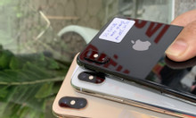 Điện thoại iphone XSMAX quốc tế 64gb- hàng keng, pin 100%, đẹp nét